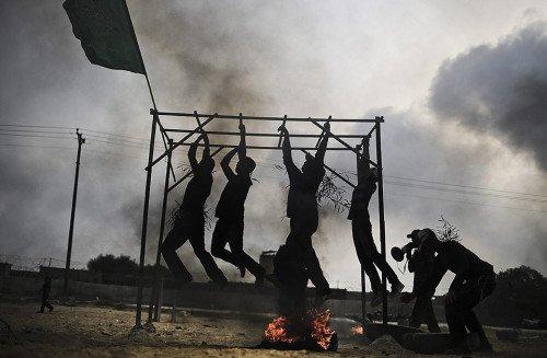 Ces camps d'entrainement à la guerre d'enfants palestiniens que le monde ne veut pas voir