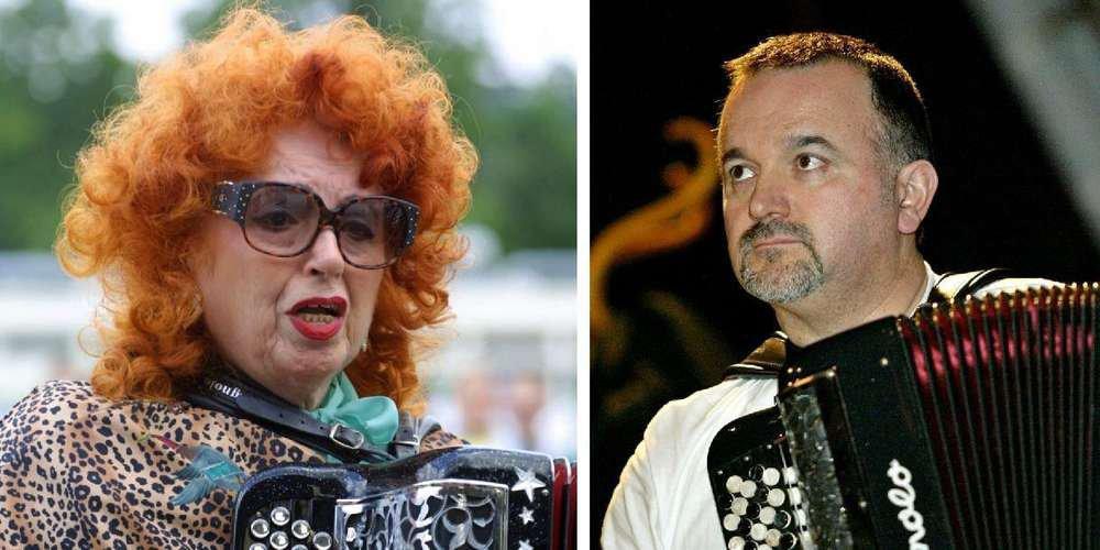 Il a réalisé le dernier album d'Yvette Horner: Patrick Brugalières se souvient