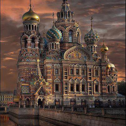## St. Peterburg's in Russia. ##