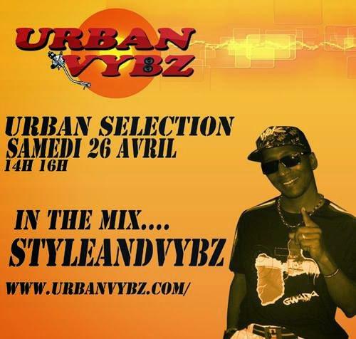 In The Mix By StyleAndVybz - WWW.URBANVYBZ.COM