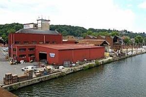 Namur: le port du Bon Dieu sera réaménagé