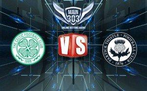 Prediksi Celtic vs Partick Thistle 4 Desember 2014 Premiersh