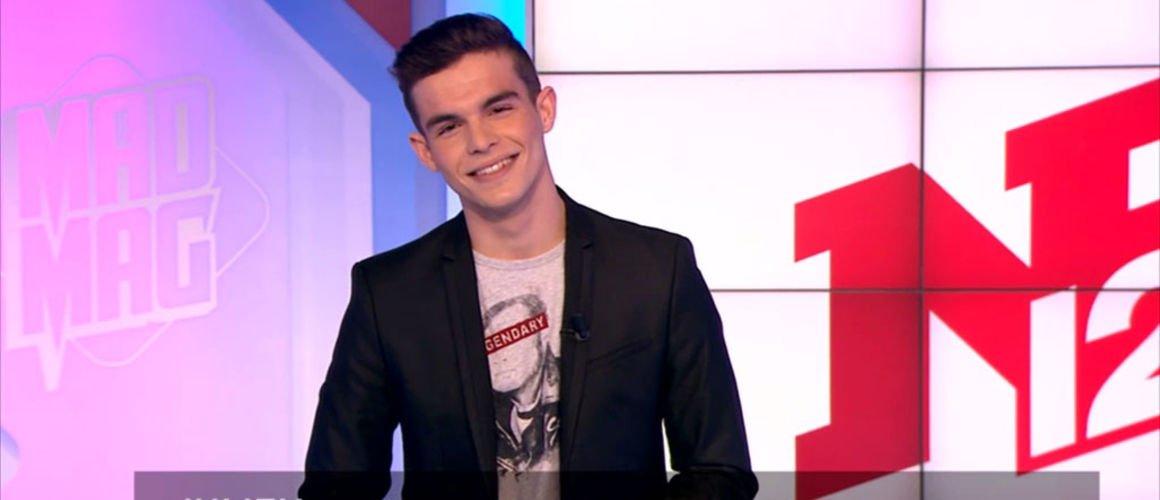Le Mad Mag : Julien, fils de Benjamin Castaldi, nouveau chroniqueur de l'émission dès mercredi !
