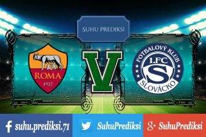 Prediksi Bola Roma Vs Slovacko 14 Juli 2017