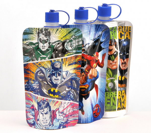 Save 37% On Superhero Themed Disposable Flasks – $10 [Deals]