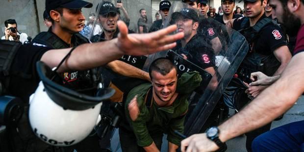 Istanbul. La police disperse violemment la Gay pride