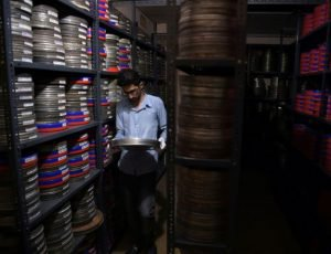 Afghanistan's lost movies, being made available through digitisation