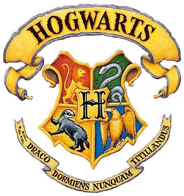 Hogwarts, school of witchcraft and wizardry