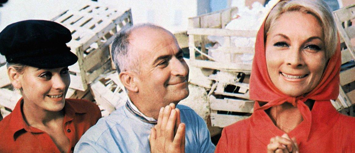 Mort de la comédienne Claude Gensac, épouse à l'écran de Louis de Funès