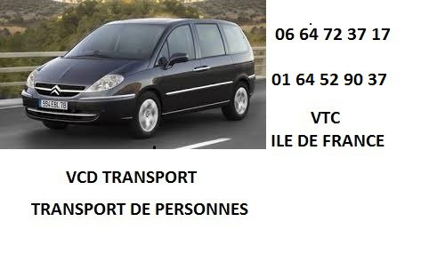 VTC insead, Shuttle insead airport orly, Insead Airport CDG