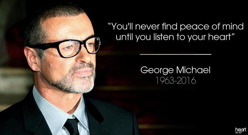 Pop SuperStar Singer George Michael from Watford has died aged 53