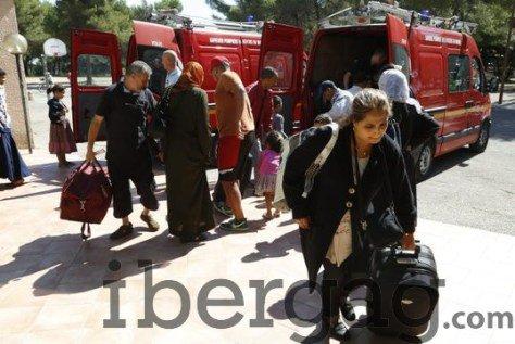 22 marocains blessés dans un accident autocar en France (PHOTOS) - IBERGAG