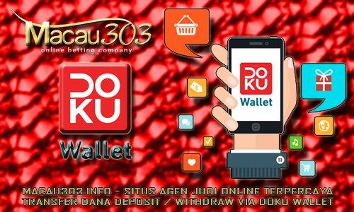 Situs Judi Online Deposit Withdraw Via Doku Wallet Terpercaya
