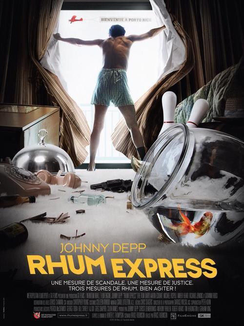 """Bonsoir a l'honneur : """" Rhum Express """""""