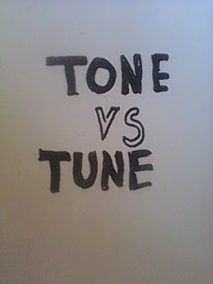 Science of everything: Tone and tune