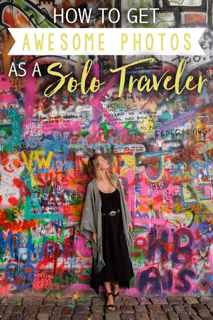 How to Get Awesome Photos as a Solo Traveler • The Blonde Abroad