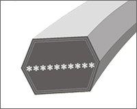 Double V-Belts Manufacturer