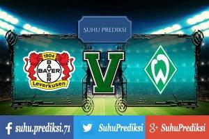 Prediksi Bola Bayer Leverkusen Vs Werder Bremen 7 Februari 2018