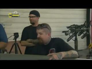 AMERICAN GUNS BALLON DE RUDDBY EXPLOSIF PART2