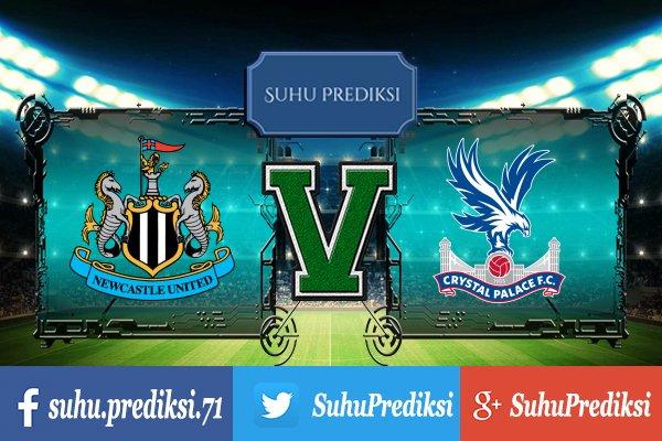 Prediksi Bola Newcastle United Vs Crystal Palace 21 Oktober 2017
