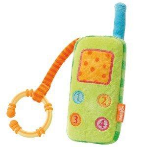 Téléphone sonore doudou