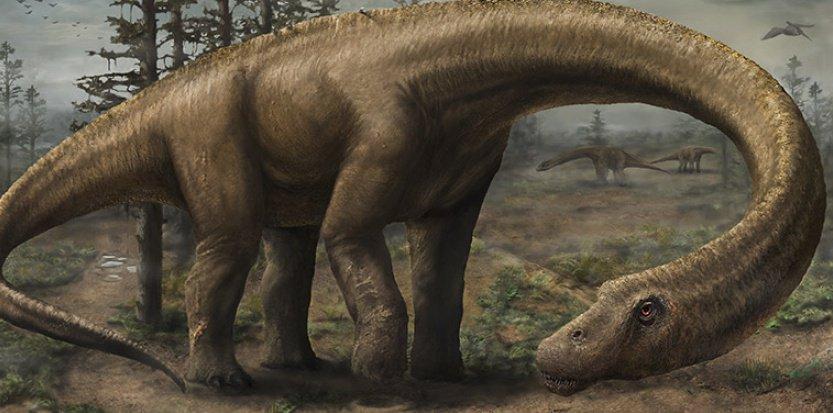 """Le dinosaure """"qui n'avait peur de rien"""""""