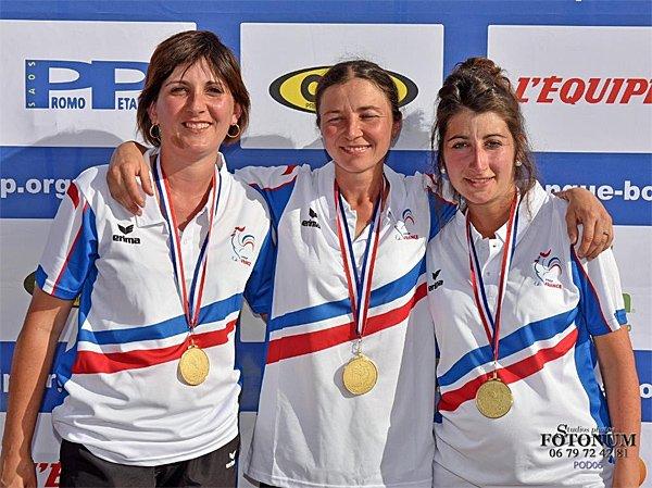 La Côte d'Or a eu chaud à Figeac - Championnats de France - ARTICLES sur la pétanque