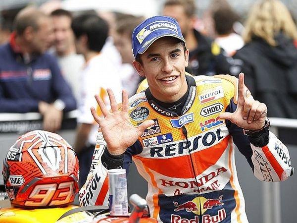Marc Marquez Pimpin Klasemen Akhir Perolehan Poin MotoGP