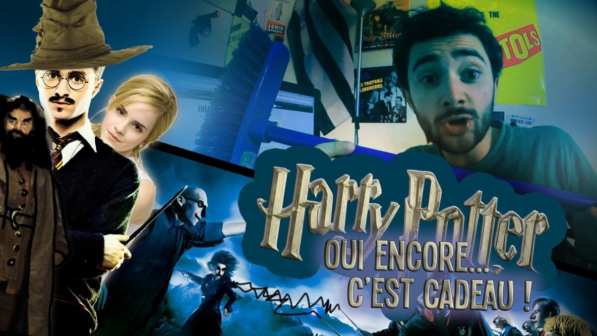 Encore Harry Potter [MINI JULFOU #9]