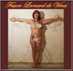 Façon Leonard de Vinci - Blog de Agnes83