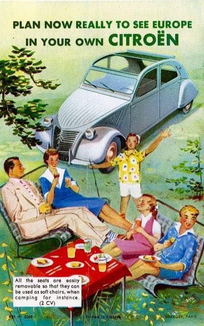 Twitter   16   Vintage Cars, Citroen car, Car advertising