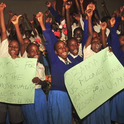 L'Ouganda déclare la guerre totale aux homosexuels
