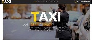 Airport taxis - Parcel delivery