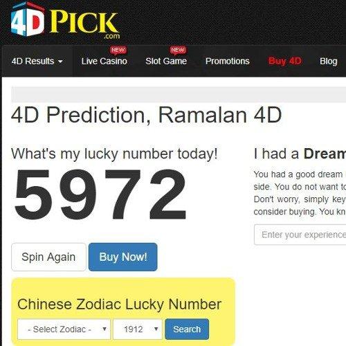 How to Win 4D? Prediction for TOTO 4D, Magnum 4D, Damacai 4D, Ramalan 4D