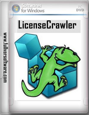 LicenseCrawler 1.122.1792 Portable | Full Version Software