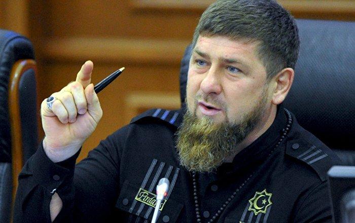 Le patron tchétchène promet la prison pour Merkel et Trump