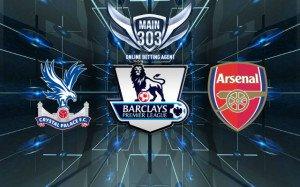 Prediksi Crystal Palace vs Arsenal 16 Agustus 2015