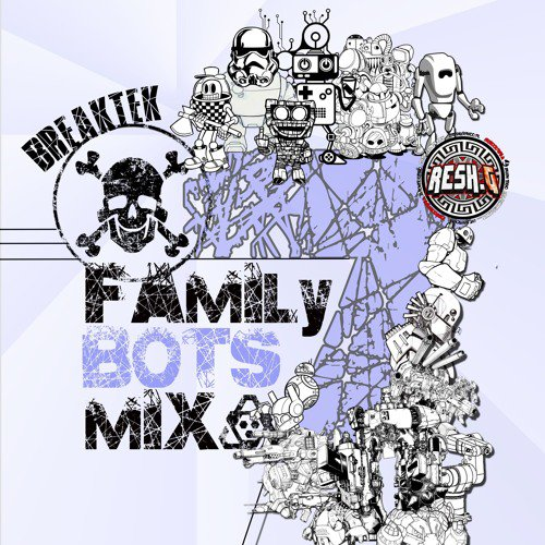 FAMILY BOTS MIX7 by RESH.G