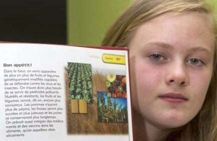 Les OGM vantés à l'école | Marie Allard | Éducation