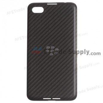 BlackBerry Z30 Battery Door - Black