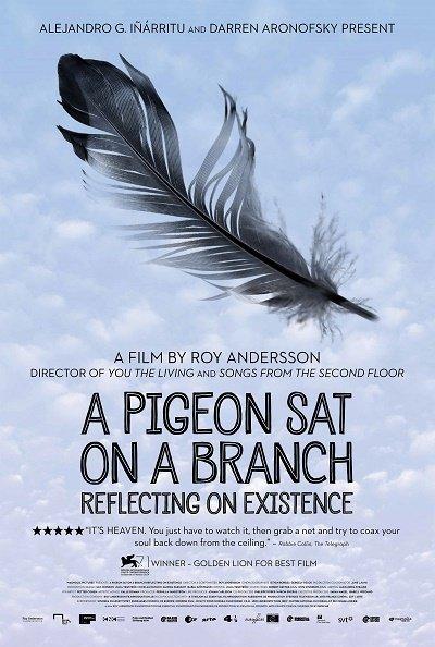Un Pigeon perché sur une branche philosophait sur l'existence - Cinéma étrange et bizarre, de Ygor Parizel.
