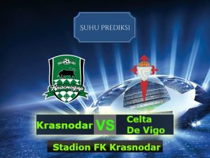 Prediksi Bola Krasnodar Vs Celta De Vigo 17 Maret 2017