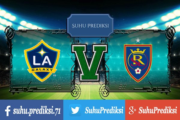 Prediksi Bola LA Galaxy Vs Real Salt Lake 5 Juli 2017