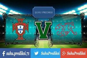 Prediksi Bola Portugal Vs Swiss 11 Oktober 2017