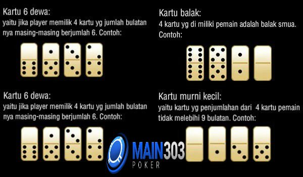 Domino QQ 99