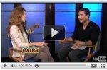 Entrevue avec Céline Dion pour le programme Extra. ♥ - Votre Source d'une Star Planétaire comme vous ne l...