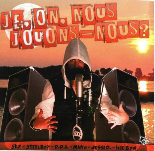 Album jeune rappeur rap conscient CD / Musique Gard - leboncoin.fr