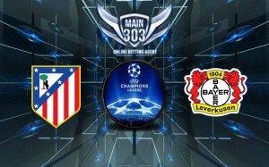 Prediksi Atletico Madrid vs Bayer Leverkusen 18 Maret 2015 U