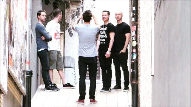 Vidéo: séance photo à Gand, Belgique