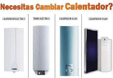 Calderas condensación y Calderas de gas Barcelona,